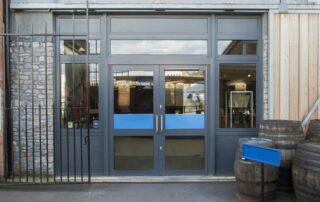 Aluminium Shopfront